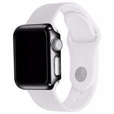 Slim Full Body Case Metal Plating Bumper Screen Protector Fr Apple Watch 38/42mm