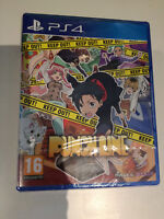 punch line punchline keep out out! ps4 playstation 4 ps 4 neuf