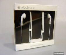 Apple ma597g/a ipod nano 2g (segunda generación) Lanyard auriculares, auriculares, nuevo