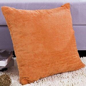 Ship USA Corn Kernels Corduroy Pillow Cover Cushion Case 4 Size- 12 18 24 26
