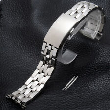 Stainless Steel Watch Band Strap Replacement For Tissot T17 T461 PRC200 T014 T41