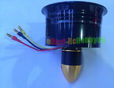 Good 64mm 5- Blade Fan Duct With 4500KV Motor Brushless For RC Jet EDF Air Plane