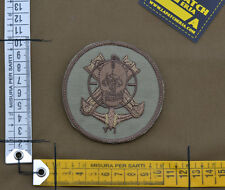 """Ricamata / Embroidered Patch """"Navy Seal Devgru"""" Coy. Tan with VELCRO® brand hook"""