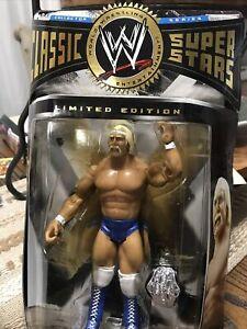 WWE JAKKS CLASSIC SUPERSTARS HULK HOGAN LIMITED EDITION RARE