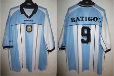 VINTAGE Maillot ARGENTINE Reebok ARGENTINA shirt BATISTUTA 9 camiseta jersey XXL
