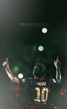 "185 Lionel Messi - Barcelona Football Soccer Top Player 24""x39"" Poster"