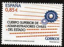 Spagna MNH 2012 sg4739 amministrazione civile