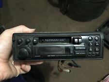 New listing Kenwood Krc-630 Stereo Cassette Deck And Slide Mount