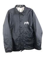 Long Beach Poly High School Jackrabbits Vintage Coaches Jacket - Men's Large
