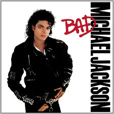 Michael Jackson - Bad (140g Vinyl LP, Gatefold) 2016 Epic, Reissue