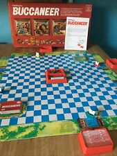 Rare Vintage Waddingtons BUCCANEER Board Game 1976 Collectable (Incomplete)