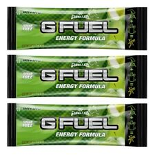 G Fuel Energy Formula Green Apple Single Serving Packet Gfuel Gamma Labs