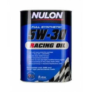 Nulon Racing Oil Full Synthetic 5W-30 5L NR5W30-5 fits Mercedes-Benz CLS-Clas...