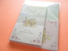 Pikachu Letter Set - 28 Sheets / 14 Envelopes - Brand New!