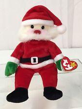 TY Original Beanie Baby ~ 1998 Santa ~ 097 ~ Santa Clause