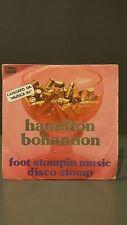 "HAMILTON BOHANNON - DISCO STOMP - 7"" VINYL- 45 GIRI"