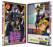 Yu Gi Oh ! Duel Monsters (TV 1 - 224 End + Movie) DVD Box Set