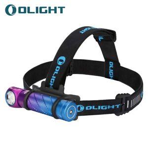 OLIGHT Perun 2 Headlamp 2500 Lumens Rechargeable LED Flashlight Multi-functional