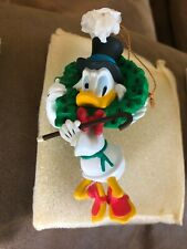 Disney Grolier Scrooge Christmas Ornament - # 26231-213