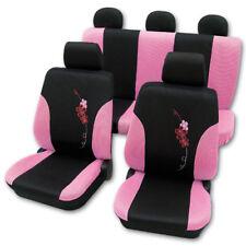 Auto Sitzbezüge Autoschonbezüg Grau geeignet für Fiat Freemount Fullback Idea