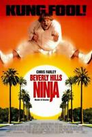 Beverly Hills Ninja Movie POSTER 11 x 17 Chris Farley, Nicollette Sheridan, A