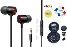 Ecouteurs + accessoires + coffret - stéréo MP3 Universel Samsung Apple Nokia