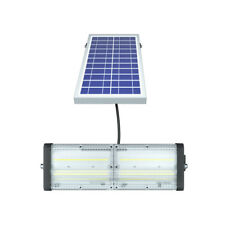 SOLAR FLOOD LIGHT 40W SHED BARN LIGHT WITH REMOTE CONTROL