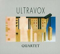 Ultravox - Quartet (2009 Remaster) [CD]
