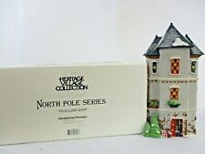 "Dept.56 Heritage Village Collection North Pole Series ~ ""Tin Soldier Shop"""