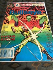 Bullseye Charlton Comics #7 (8.0-8.5 Captain Atom)