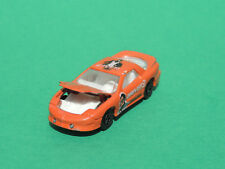 "Majorette N°212 Pontiac Firebird voiture ""Driver 2"" 1/63 Orange diecast car"