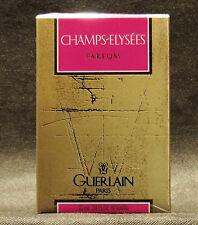 GUERLAIN CHAMPS ELYSEES PARFUM 10ml / .34 fl.oz FIRST EDITION VINTAGE