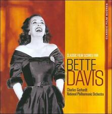 Bette Davis: Classic Film Scores for Bette Davis, New Music