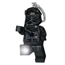 "LEGO STAR WARS FIRST ORDER TIE PILOT KEYLIGHT-CHAIN TORCH NEW  3"" LEDLITE"