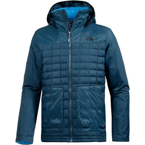 The North Face Water Resistant Thermoball Men's Outdoor Full Zip Jacket size M