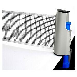 Table Tennis Retractable Net - Play TT Anywhere - Present Gift - UK Stock