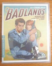 BADLANDS by TERRENCE MALICK CRITERION COLLECTION BLU-RAY BOOKLET SHEEN SPACEK