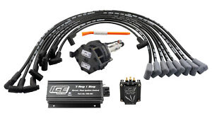 ICE Ignition 7 AMP 1-STEP with REV LIMITER; 69-87 Holden 253-308, FLAT TAP CAM