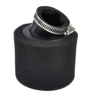 35mm Foam Air Filter Cleaner For 50cc 110cc Pit Dirt Bike Quad ATV Buggy Black