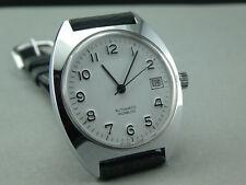 "Vintage  Uhr NOS  FS Eta 2824-2  """"Universal Geneve ?""  automatic Swiss made"