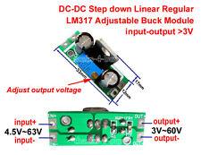 DC-DC Buck Step Down Converter Regulator Module 3.3V 5V 9V 12V 24V 36V 48V 60V