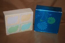 Lot Of 2 Avon Vintage Soap Gifts Of The Sea Collection Sea Garden Perfumed Bath
