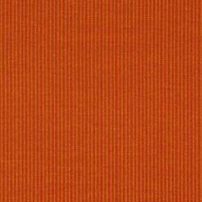 2.75 yds Maharam Upholstery Fabric Wool Rib Vermilion Orange 466198–005 GV