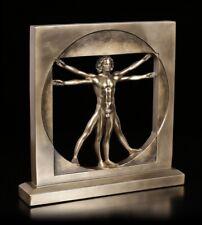 Der Vitruvianische Mensch - Deko Figur Statue Medizin Arzt Geschenk Veronese