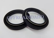 FRONT FORK TUBE DUST WIPER SEAL KIT HONDA CRF230F 2003 2004 2005 2006 2007 2008