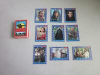 1991 Topps Robin Hood Prince of Thieves 55 Card Set with 9 Stickers
