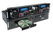 NUMARK CDN77 USB DUAL USB AND MP3 CD PLAYER