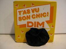 """""""DIM"""" T'AS VU SON CHIC - collant classique tres fin 15 denari - nero  TG 1"""