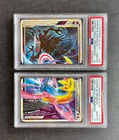 Pokemon PSA 10 Darkrai & Cresselia Legend #99 #100/102 Gem Mint