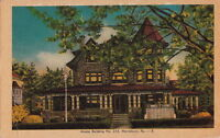Postcard Moose Building No 213 Norristown PA